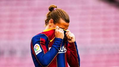 FC Barcelone: Antoine Griezmann compte rester
