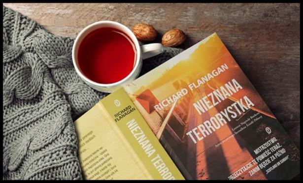 Richard Flanagan • Nieznana terrorystka • przeł. Maciej Świerkocki • Wydawnictwo Literackie