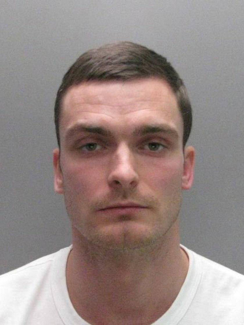 Adam Johnson ma trafić do więzienia za kontakty seksualne z nieletnią