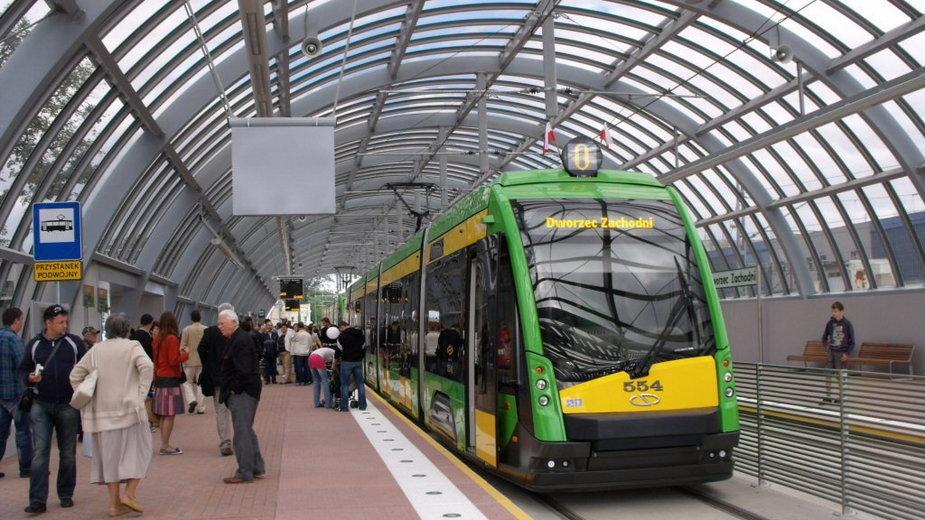 W Poznaniu tramwaje jeżdżą najszybciej w Polsce - wynika z badania