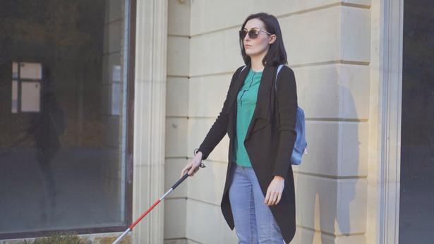 Posłanka, która zadała pytanie, opisała historię niewidomej kobiety, która odliczyła w zeznaniu rocznym kwotę 2280 zł wydaną na pomoc przewodnika.