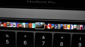 Touch Bar wspiera Microsoft Office
