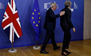 Przełom ws. Brexitu? Juncker i May: Porozumieliśmy się ws. 'gwarancji' w projekcie