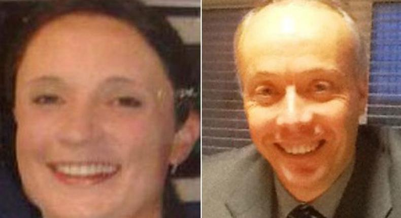 Headmaster Graham Daniels, 51, and chemistry teacher Bethan Thomas, 37, were overhead having sex from outside a closed door.