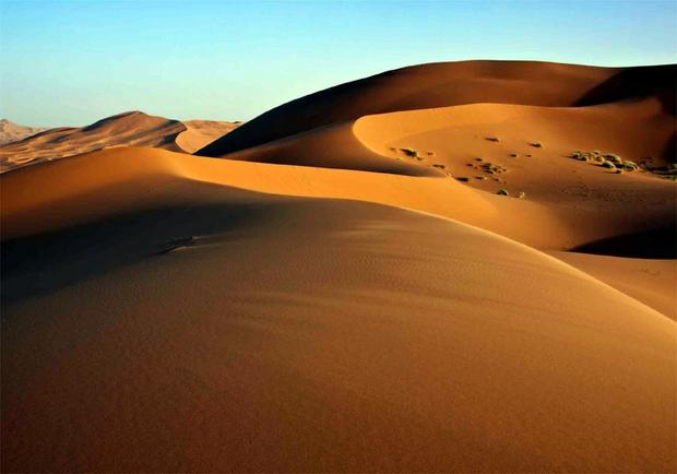 Wielkie Morze Piasku na Saharze