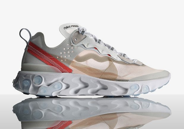 "Nike React Element in ""Sail"""