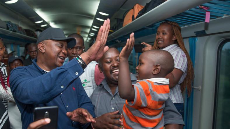 Kenya Railways announces increases fare for minors using SGR