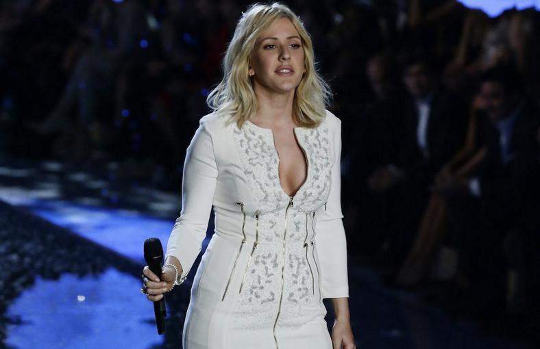 Ellie Goulding zaśpiewała na pokazie Victoria's Secret