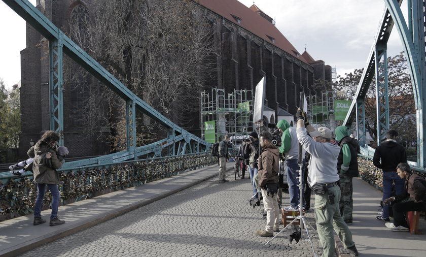 Bollywood kręci we Wrocławiu