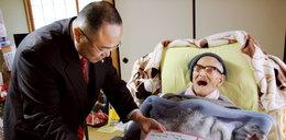Najstarszy człowiek ma 116 lat! Żyje tak długo, bo...