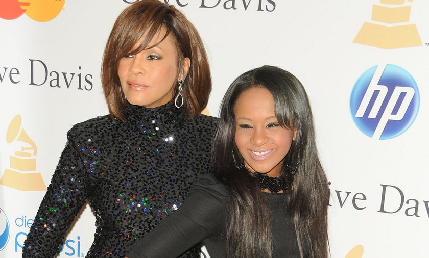 Whitney Houston i Bobbi Kristina