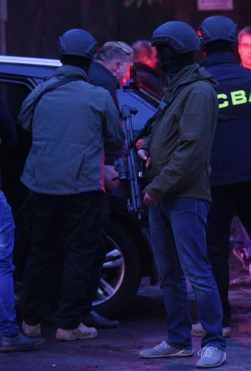 Akcja CBA w Warszawie. Weszli do znanego klubu nocnego
