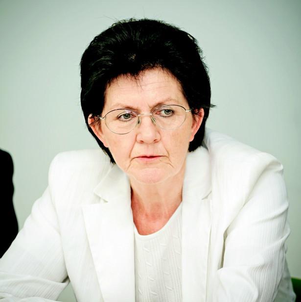 prof. Leokadia Oręziak - SGH