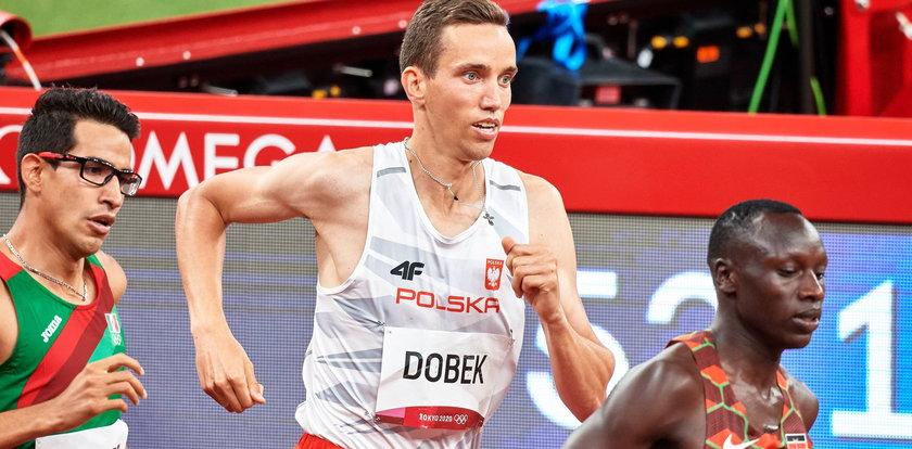 Patryk Dobek miał propozycję z Lechii Gdańsk. Biega, a mógł grać w piłkę