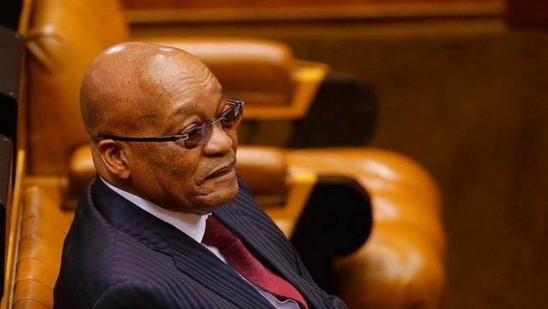 South Africa's Zuma appeals reinstatement of graft charges against him
