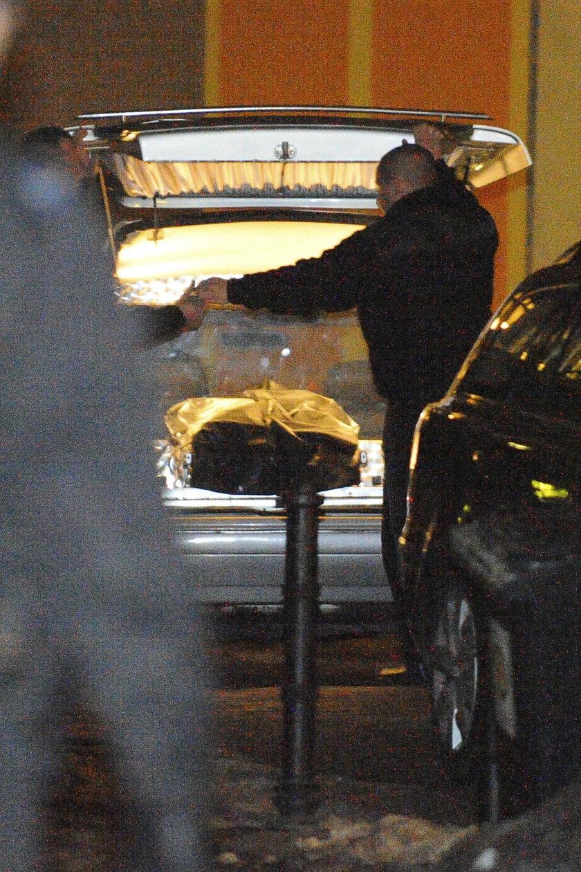Morderstwo harfistki w Jeleniej Górze