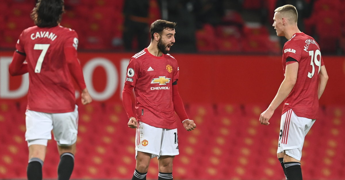 Manchester United: Fernandes skopiował wyczyn Cantony. Wideo robi furorę - Sport