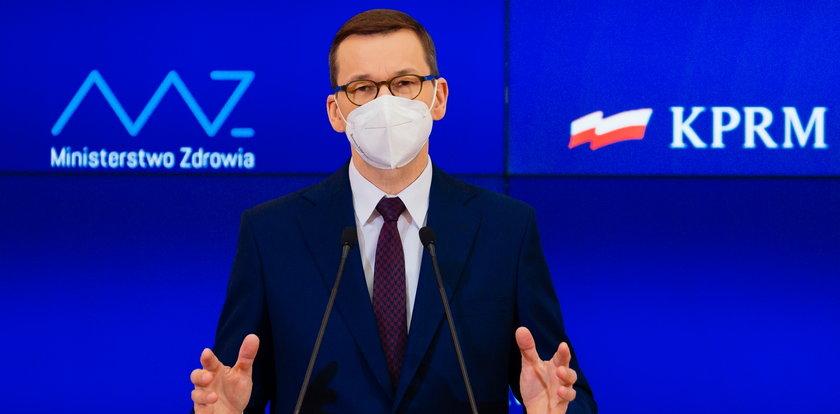 Morawiecki o planie na przyszłość. Chce w Polsce budować fabryki szczepionek