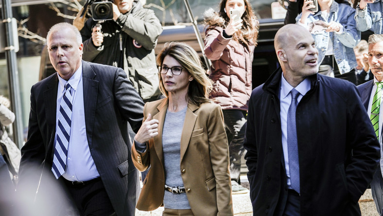 Loughlin and 15 Others Face New Charges in College Admissions Scandal