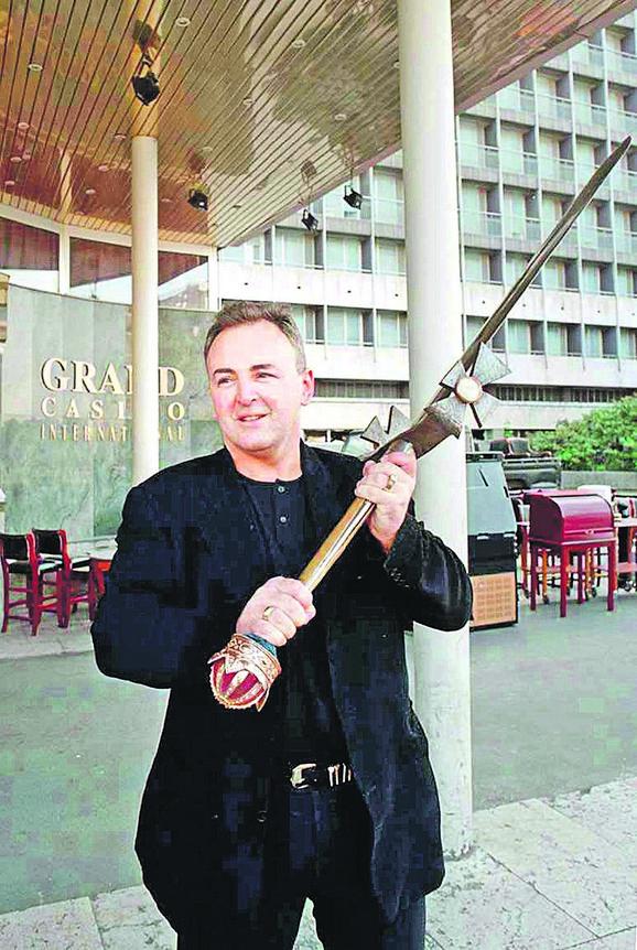 Arkan je navodno učestvovao sa Šaranovićima u pljački kazina u Portorožu