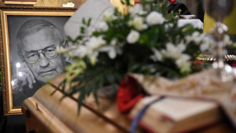 Uroczystości pogrzebowe bp. Tadeusza Pieronka