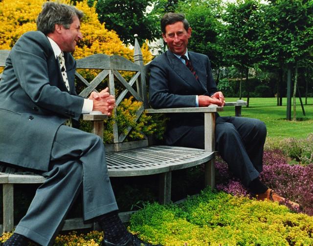 Princ Čarls i Džonatan Dimblbi