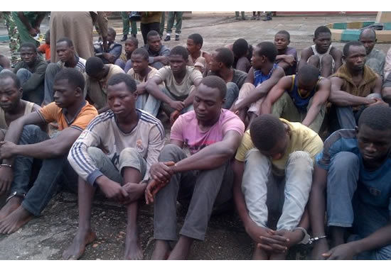 Suspected Boko Haram members who have renounced the group are set to be rehabilitated and reintegrated back into the society [punchng]