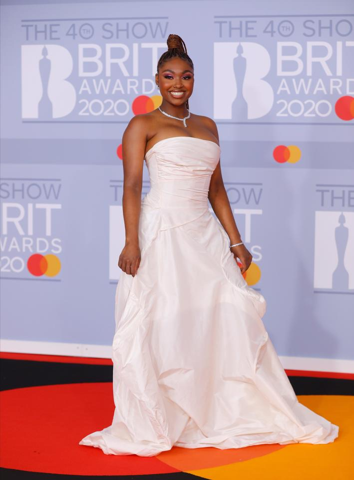 Brit Awards 2020: Tiana Major9
