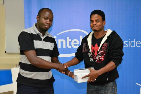 Allela Roy Intel 1st Runners Up