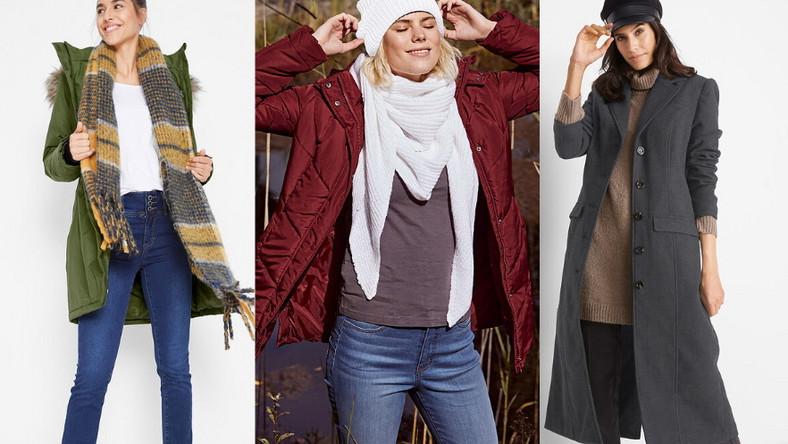Ubrania i dodatki z kolekcji bonprix zima 2020/2021