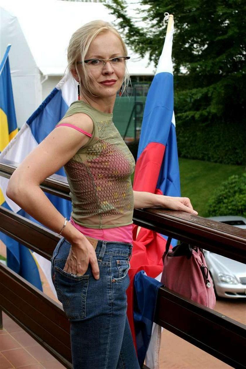 Agnieszka Krukówna szuka miłości?