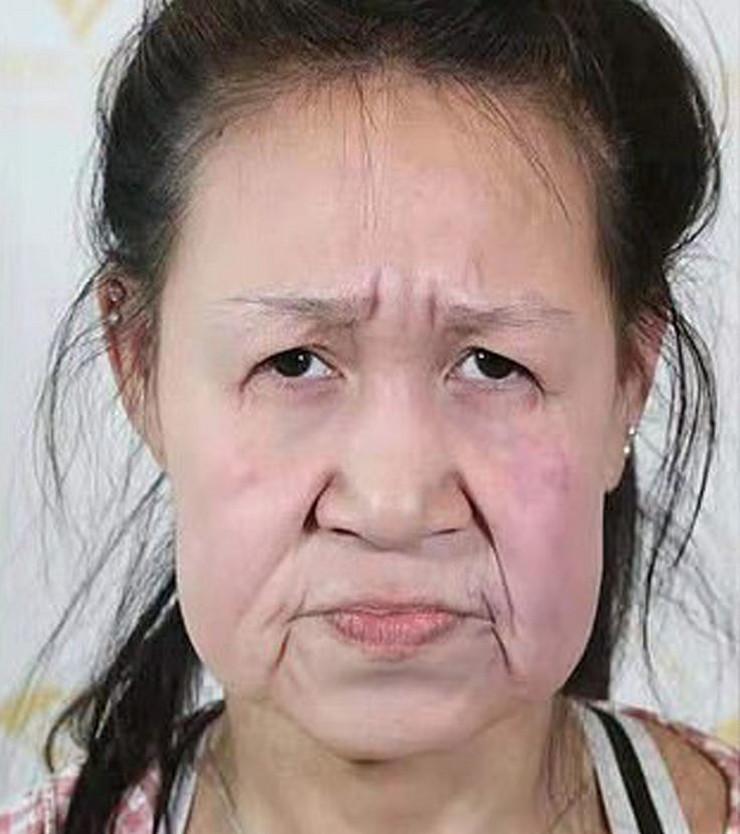 Kineskinja, Sjao Feng