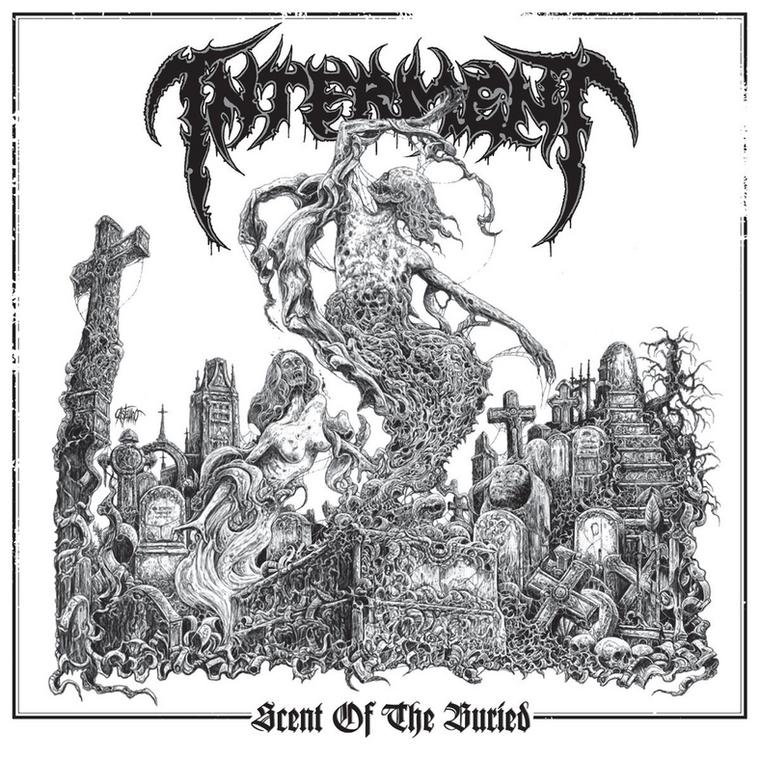 "INTERMENT – ""Scent Of The Buried"""