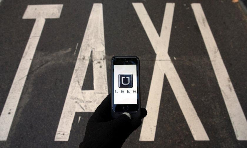 Taksówkarze nadal walczą