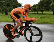 CCC pozostaje sponsorem drużyny kolarskiej CCC Sprandi Polkowice