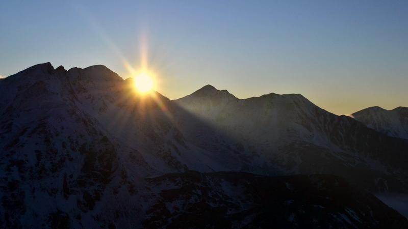 W Tatrach od 1 marca zakaz poruszania się po zmroku