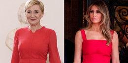 Co łączy Melanię Trump i Agatę Dudę? Możecie być zaskoczeni