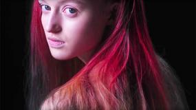 Farba do włosów zmieniająca kolor