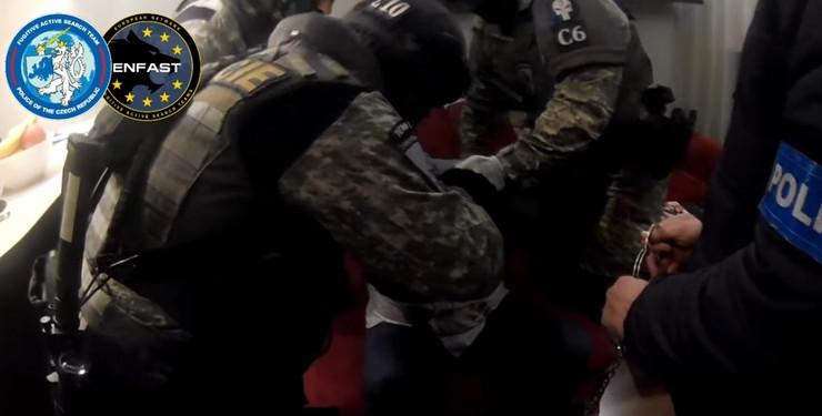 Kašćelan, hapšenje2, sc youtube