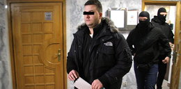 Tak Bartłomiej M. kąpie się w areszcie. Warunki są trudne