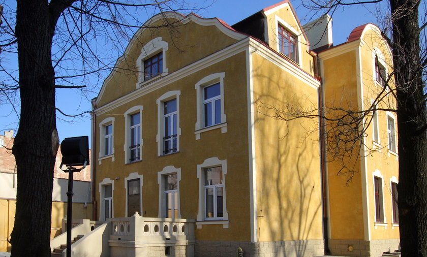 Hostel w Pałacyku Karola Prusse