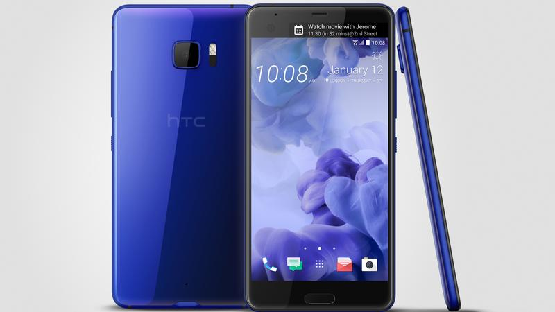 HTC U Ultra - wydajny telefon z dwoma ekranami