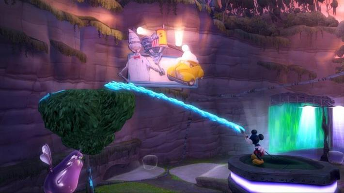Epic Mickey 2 6