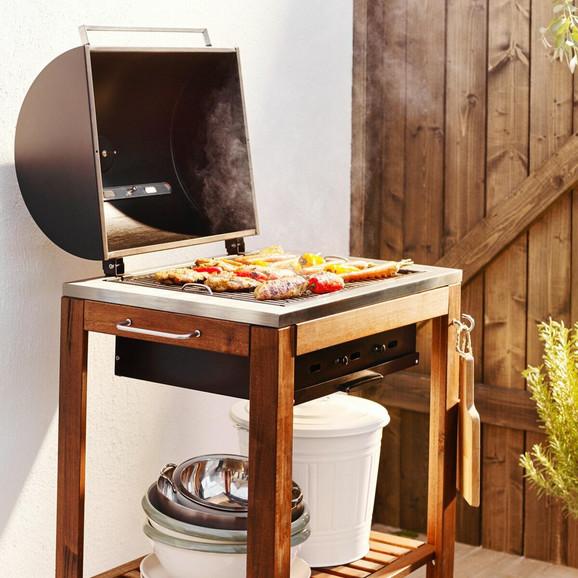 Zajedničko roštiljanje u vašem dvorištu