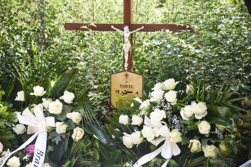 pogrzeb ojca Dawida