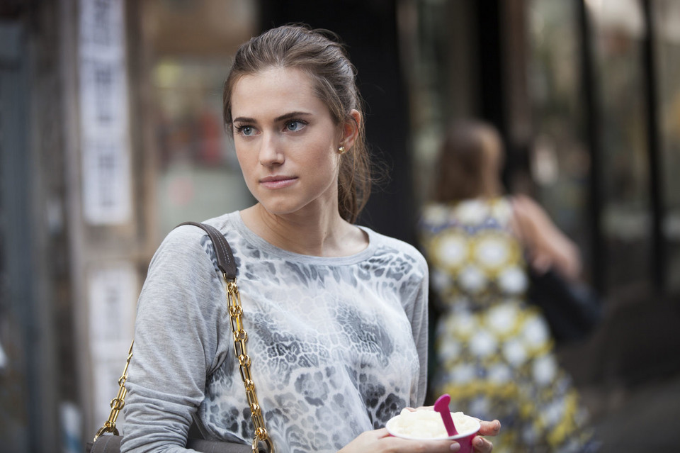 "Marnie Michaels (Allison Williams) z ""Dziewczyn"""