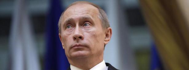 1. Prezydent Rosji Władimir Putin