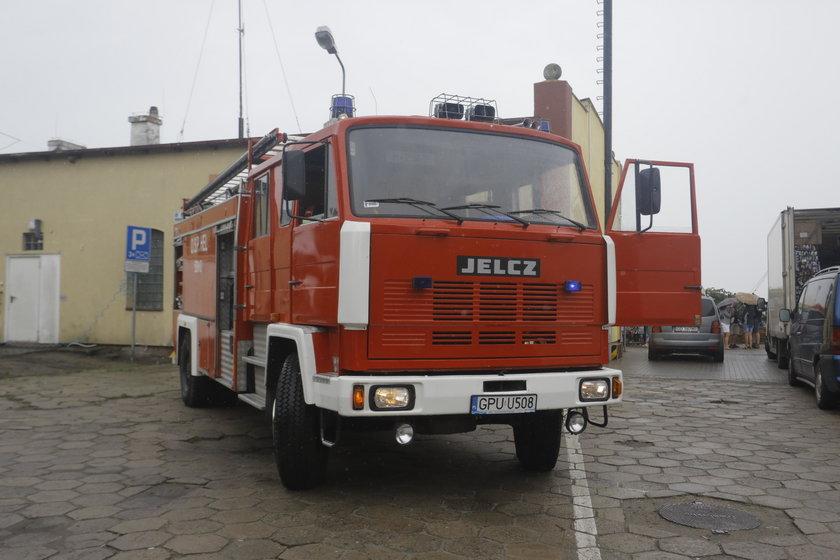 Strażacy ochotnicy z Helu potrzebują naszego wsparcia