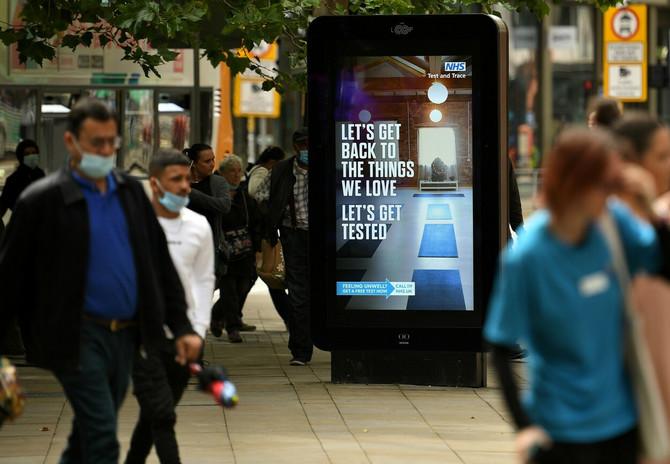 U Britaniji apeluju da se testira što više ljudi
