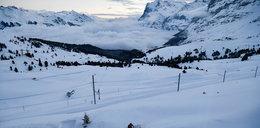 Lawina porwała narciarzy w Szwajcarii! Wydobyto cztery osoby